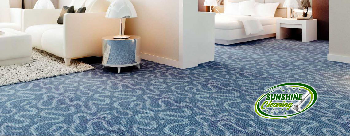 Hotel and apartment building carpet cleaning