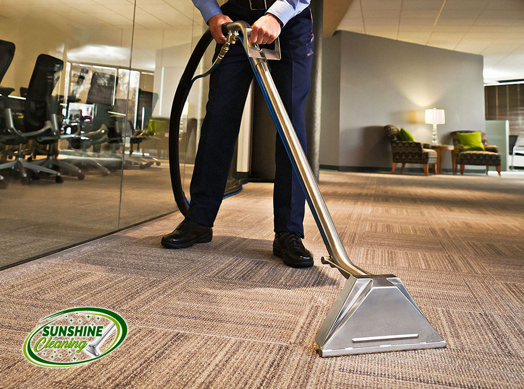 Commercial Carpet Cleaning Thaxted