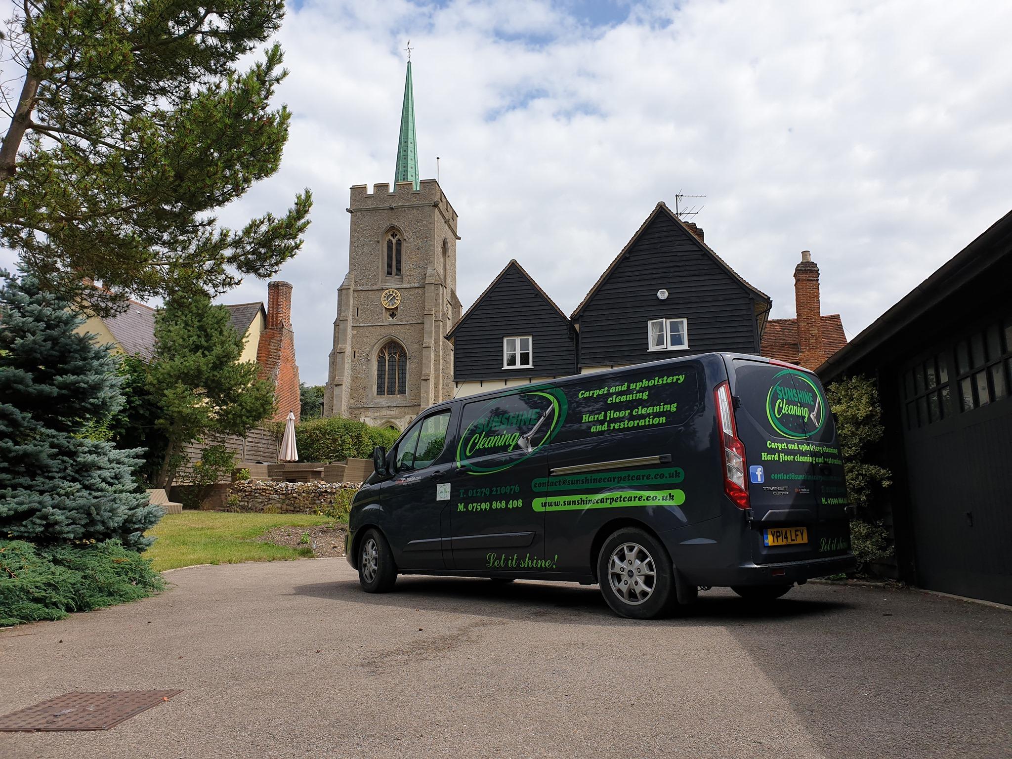 Carpet cleaning Bishops Stortford